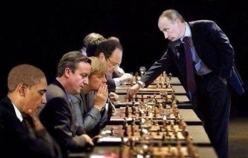 Poutine échecs